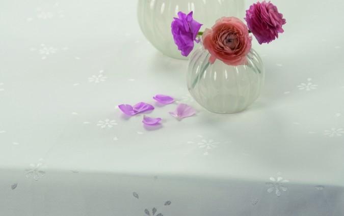 Fleur Bügelfrei 180cm breit