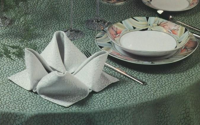 pflegeleichte Tischdecke Puzzle